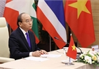 Vietnamese PM attends 3rd Mekong-Lancang Cooperation Leaders' Meeting