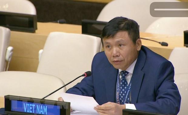Vietnam respected in international arena: Ambassador hinh anh 1