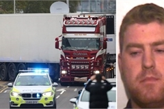 Irish driver pleads guilty to manslaughter of Essex lorry deaths