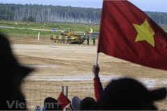 Vietnam achieves high at Army Games 2020