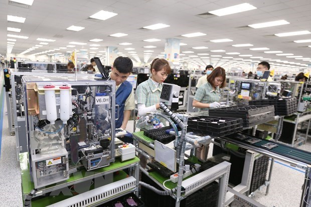 Vietnam's economic success story attributed to effective FDI attraction hinh anh 1