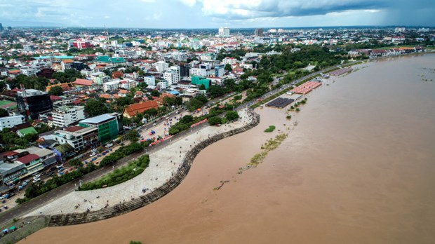 Facebook joins MRC to raise awareness about flood, drought hinh anh 1