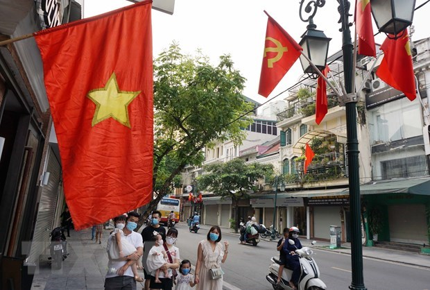 Foreign media applaud Vietnam's 75-year successes hinh anh 1