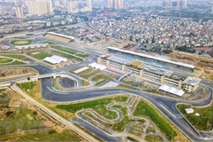 F1 Vietnam Grand Prix tickets remain valid for eventual race