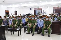 Trial begins for policemen murder case in Dong Tam