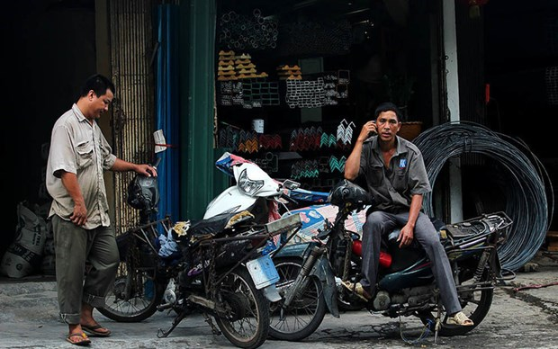Hanoi to subsidise replacement of old motorbikes hinh anh 1