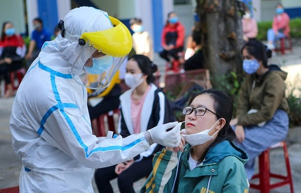 Vietnam sees no new COVID-19 cases, total stands at 1,049 hinh anh 1