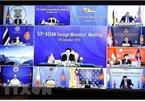 ASEAN 2020: 53rd ASEAN Foreign Ministers' Meeting held online