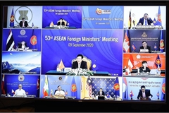 AMM-53, related meetings begin