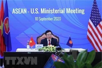 AMM 53: ASEAN-US Ministerial Meeting held virtually