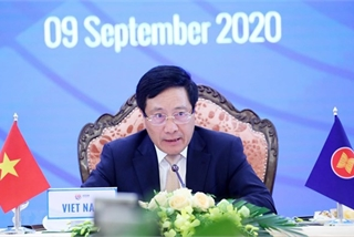 ASEAN 2020: 10th Meeting of East Asia Summit Foreign Ministers held