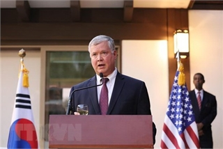 AMM 53: US stresses law-based international order in East Sea