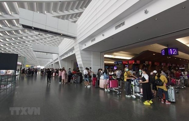 More than 240 Vietnamese citizens brought home from Malaysia hinh anh 1