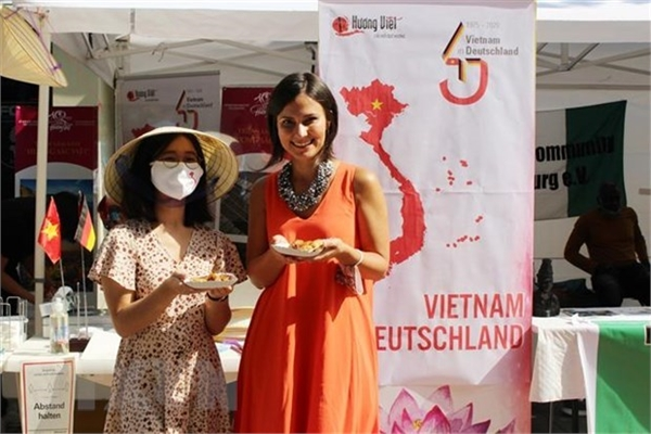 Vietnam's image popularised at multicultural festival in Germany