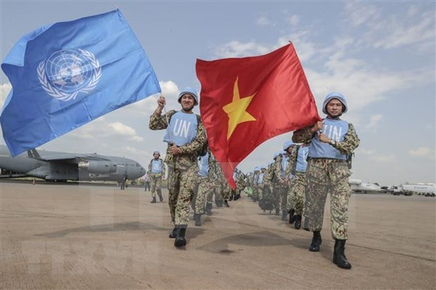 Vietnam vows to foster UN-ASEAN cooperation in peacekeeping hinh anh 1