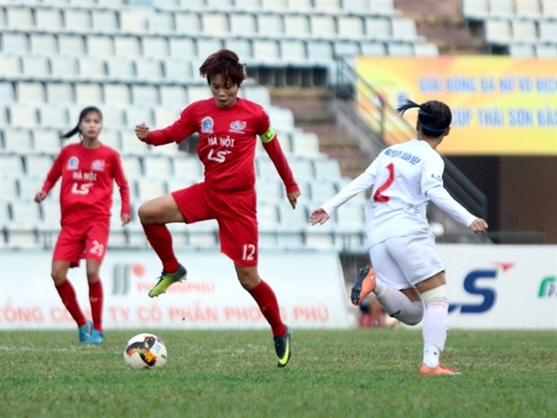 National women's football championship to kick off hinh anh 1