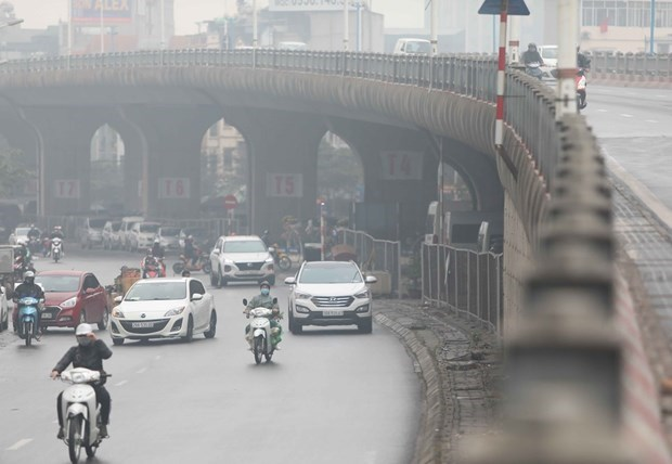 Southern localities to develop clean air plans by 2025 hinh anh 1