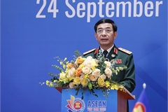 ASEAN chiefs of defence forces gather at online 17th meeting