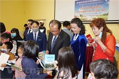 Vietnamese language classes maintained in Czech Republic despite pandemic