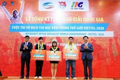 Vietnamese students to compete at Microsoft Office World Champs