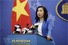 Vietnam welcomes countries' standpoints on East Sea issue: Spokesperson
