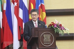 Recovering and Building Back Better as a Region: ASEAN Chief