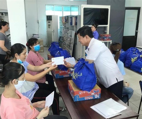 Ministry proposes loosened conditions for access to support package hinh anh 1