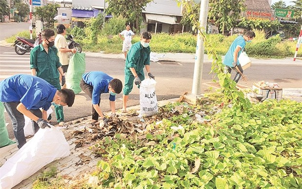HCM City reaches 12 of 18 pollution-reduction goals hinh anh 1