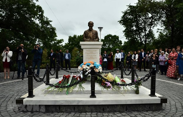 President Ho Chi Minh's statue to be erected in Saint Petersburg hinh anh 1
