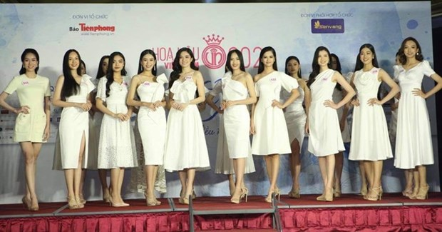 Miss Vietnam 2020's semi-final slated for October 10