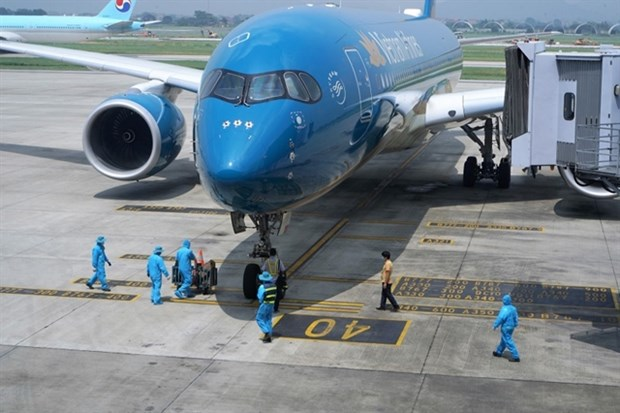 Transport ministry proposes additional international flights hinh anh 1