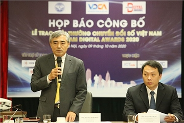 Vietnam Digital Transformation Awards 2020 to honour 58 products