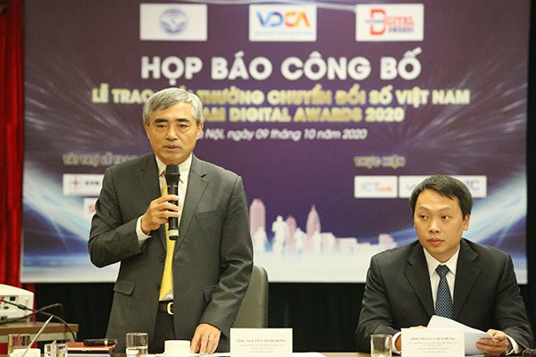 Vietnam Digital Transformation Awards 2020 to honour 58 products hinh anh 1