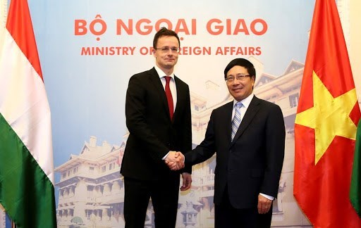 Hungarian Foreign Minister to visit Vietnam hinh anh 1