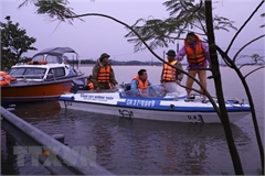 Flood death toll in central region rises to 106