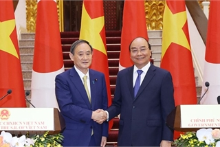 Japan continues close cooperation with Vietnam in COVID-19 fight