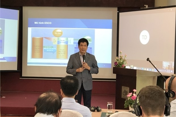 Vietnam has potential for developing energy service companies market