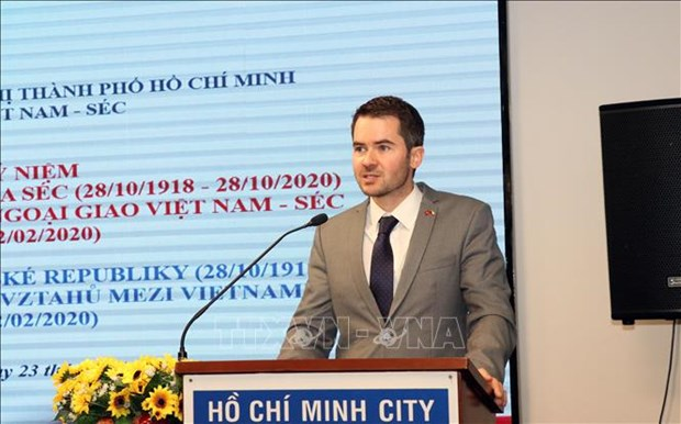 Czech Republic to set up Consulate General in HCM City hinh anh 1