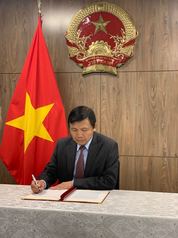 Vietnam joins US-led Call to Action on Women's Economic Empowerment hinh anh 1
