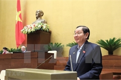 HCM City's urban administration model discussed at NA's 10th sitting