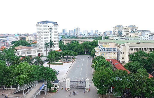 Four Vietnamese universities make global rankings hinh anh 1