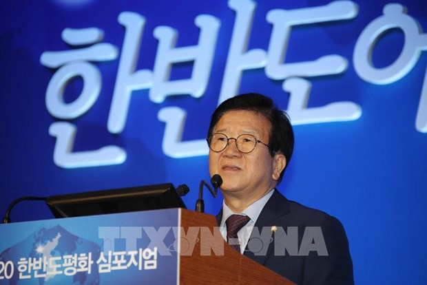 RoK National Assembly Speaker to pay official visit to Vietnam hinh anh 1