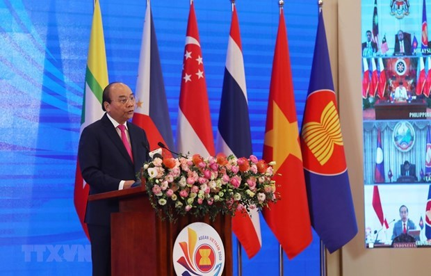 37th ASEAN Summit, related meetings slated for November 12-15 hinh anh 1