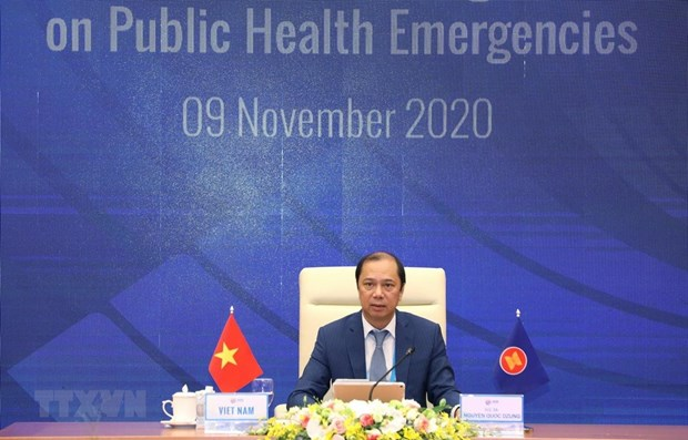 Vietnam achieves desired results of targets set in ASEAN Chairmanship year hinh anh 1