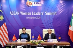 ASEAN Women Leaders' Summit held