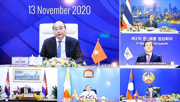 PM speaks highly of Mekong-RoK cooperation