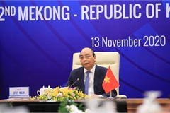 Mekong countries, RoK agree to lift relations to strategic partnership