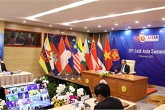 15th East Asia Summit: Vietnam highlights importance of maintaining environment of peace and stability