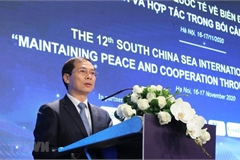 12th East Sea International Conference opens