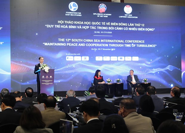 Greater efforts needed for a peaceful, stable and prosperous East Sea: experts hinh anh 1